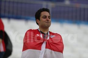 حزن جماهير مصر بعد الخسارة أمام السعودية