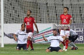 مباراة الأهلي والنجمة اللبناني