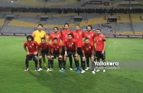 مباراة مصر وبوتسوانا