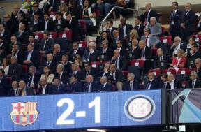 مباراة برشلونة وانترناسيونالي