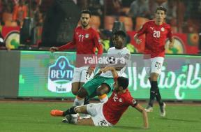 أجواء من مباراة مصر وكوت ديفوار تحت 23 سنة