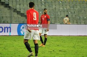 مباراة مصر وليبيريا