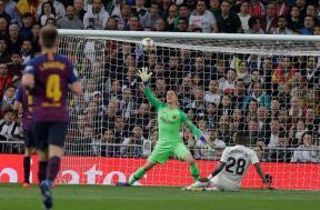 مباراة ريال مدريد وبرشلونة