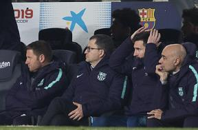 مباراة برشلونة وريال مدريد