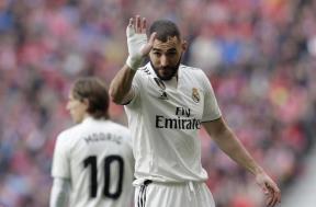 مباراة أتلتيكو وريال مدريد