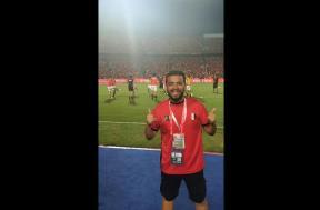 جولة الفائزين مع أورانج في افتتاح أمم إفريقيا
