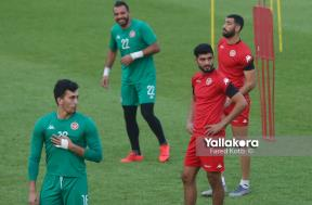 ساسي في تدريب تونس قبل مواجهة نيجيريا