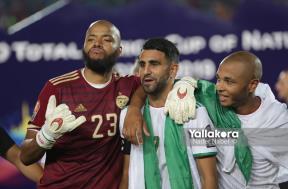 تتويج الجزائر بطلا لكأس أمم إفريقيا 2019