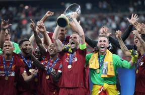 تتويج ليفربول بطلا للسوبر الأوروبي 2019