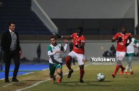 لقطات مباراة الأهلي والمصري