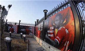 كواليس افتتاح ستاد الأهلي