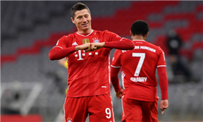 لقطات مباراة بايرن ميونيخ وبروسيا دورتموند