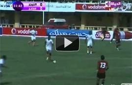 اهداف مباراة مصر والنيجر