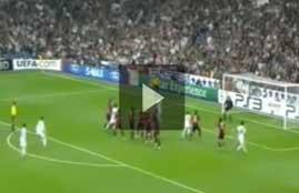 أهداف مباراة ريال مدريد وانتر ميلان