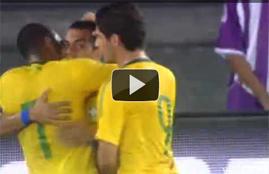 أهداف مباراة البرازيل وإيران