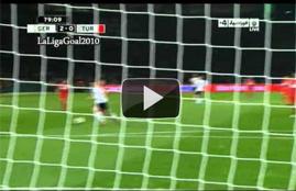 اهداف مباراة ألمانيا و تركيا