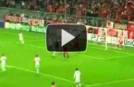 أهداف مباراة بايرن ميونيخ وروما