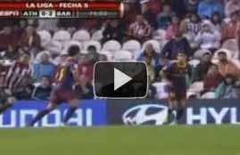 أهداف مباراة برشلونة واتليتيك بلباو بالليجا