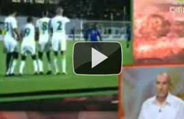 أهداف مباراة الجزائر وتنزانيا