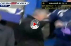 أهداف مباراة تشيلسي واستون فيلا بالدوري الانجليزي 2011