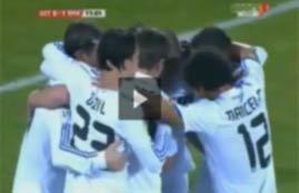 أهداف مباراة ريال مدريد وخيتافي بالدوري الاسباني 2011