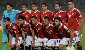 ملخص الشوط الثانى لمباراة مصر وغانا