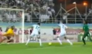 هدف الجزائر فى بوركينا فاسو