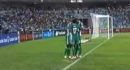 اهداف مباراة نيجيريا ومالي