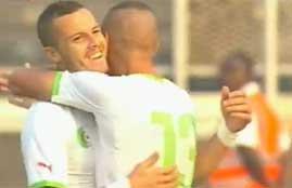 ثنائية الجزائر فى مالاوي