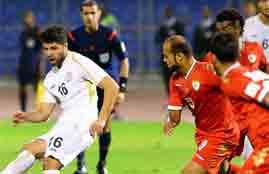 أهداف مباراة العراق وعمان