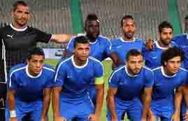 أهداف مباراة الشرطة ودمنهور