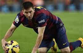 أهداف مباراة برشلونة واشبيلية