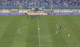 خدعة لاعبي العروبة بعد هدف الهلال الأول