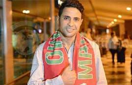 محمد ابراهيم يصل للبرتغال للتوقيع مع نادى ماريتيمو