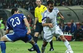 أهداف مباراة البوسنة وقبرص