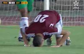 أهداف مباراة مصر والمغرب الأوليمبي الودية