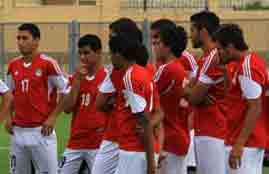 أهداف لقاء مصر والمغرب الأوليمبى