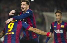 اهداف لقاء برشلونة واتلتيكو مدريد