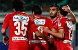 أهداف مباراة الأهلى وطهطا
