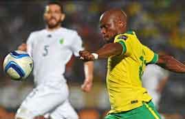 أهداف مباراة الجزائر وجنوب افريقيا