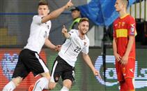 أهداف مباراة الجبل الأسود والنمسا