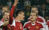 هدف روسيا البيضاء في مرمي سلوفاكيا