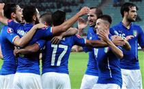 أهداف مباراة اذربيجان وايطاليا