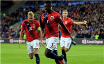هدفا النرويج في مرمي مالطة