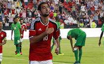 هدف مصر الثاني في زامبيا لكوكا