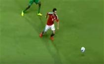 ملخص مباراة مصر وزامبيا الودية