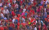 الجالية المصرية في الإمارات تساند المنتخب
