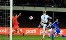 هدفا مباراة فنلندا وايرلندا الشمالية