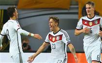 أهداف مباراة المانيا وجورجيا