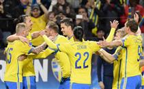 ثنائية السويد فى مولدوفا